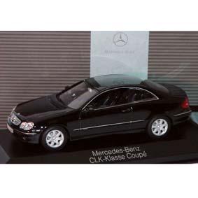 Mercedes Benz CLK-Class Klass C209 Minichamps escala 1/43