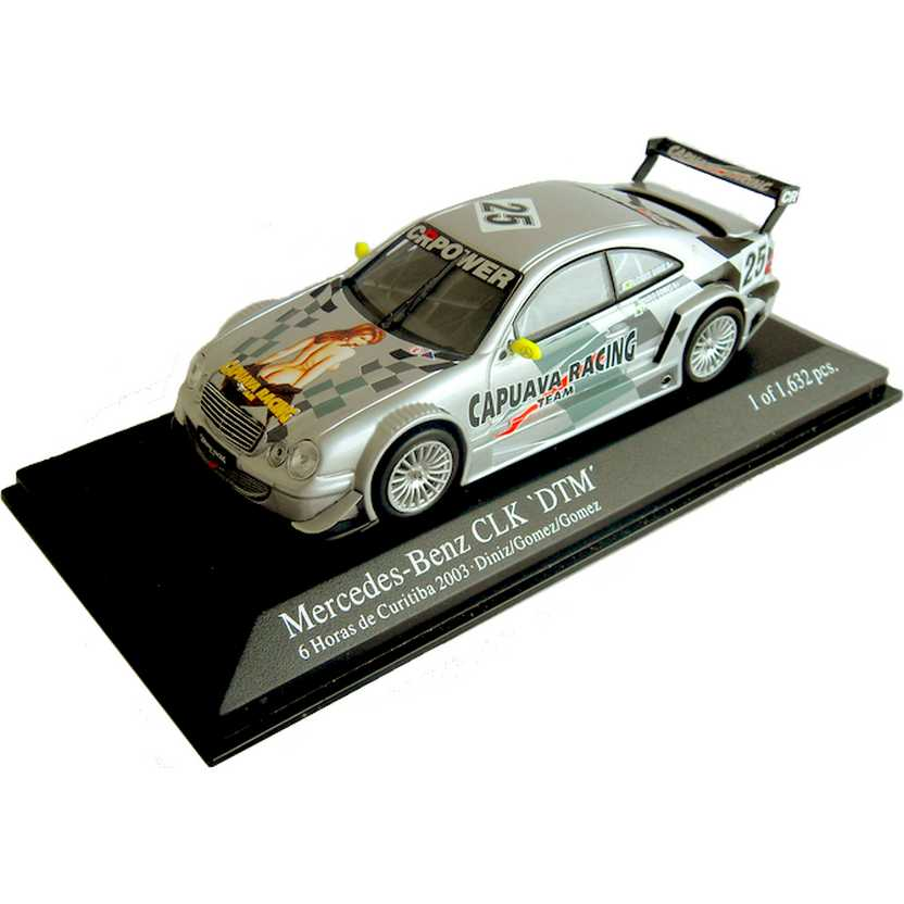 Mercedes Benz CLK DTM Diniz/Gomez (2003)