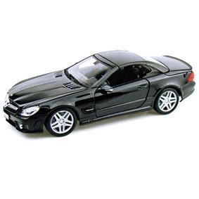 Mercedes Benz SL 65 AMG (2009) Miniatura de Carro Maisto escala 1/18