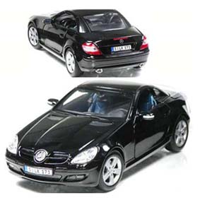 Mercedes Benz SLK Class Coupe (2005)