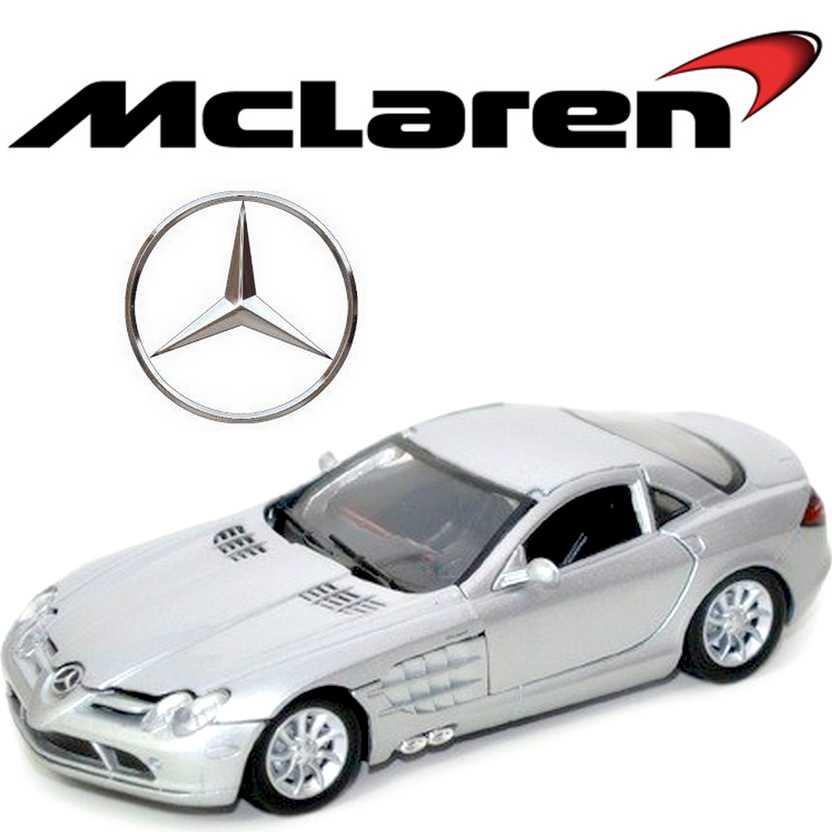 Mercedes Benz SLR Mclaren (2011) Miniaturas Motormax escala 1/24