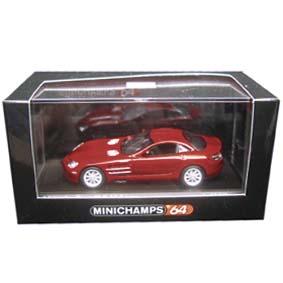 Mercedes-Benz SLR McLaren Cabriolet ( 2008 ) Minichamps 1/64 640037120