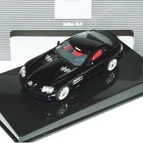 Mercedes-Benz SLR McLaren da Auto Art escala 1/43