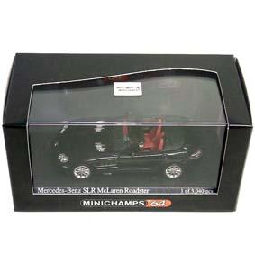 Mercedes-Benz SLR McLaren Roadster ( 2008 ) Minichamps 1/64 640037130