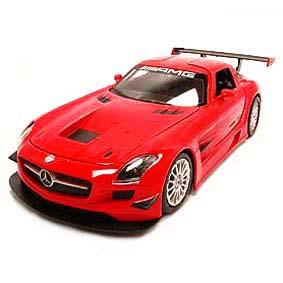 Mercedes Benz SLS AMG GT3 MotorMax escala 1/24