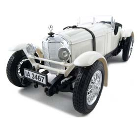 Mercedes Benz SSKL (1931) Bburago 1/18