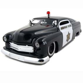 Mercury Police (1951)