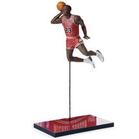 Michael Jordan em Slam Dunk 1998 (aberto)