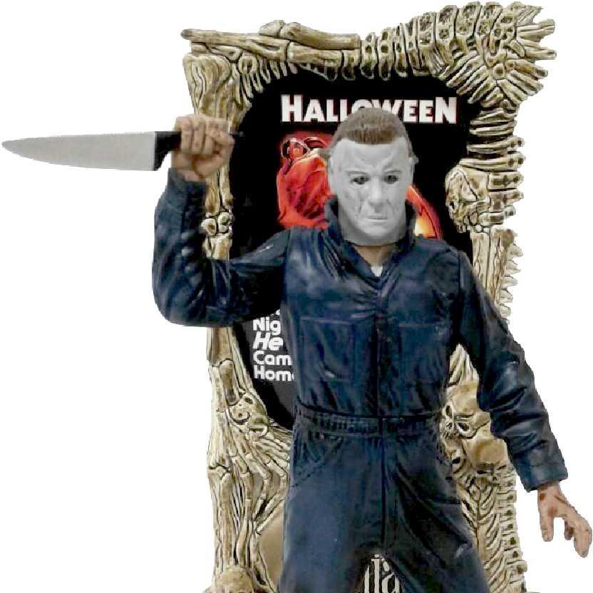 Michael Myers Halloween McFarlane Toys Movie Maniacs series 2 (aberto)