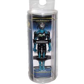 Micronauts Microforce Gunner Microman 2003