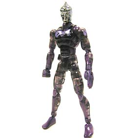 Micronauts Microforce Ninja Microman 2003