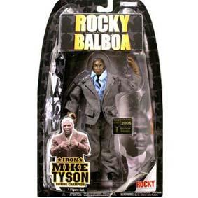 Mike Tyson da serie Rocky Balboa 5/6 (aberto)
