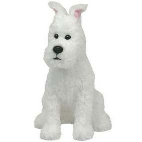 Milu em pelúcia (Tintin) Snowy