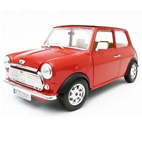 Mini Cooper (1969) Burago escala 1/18
