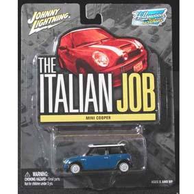Mini Cooper - Italian Job (Saida de Mestre)