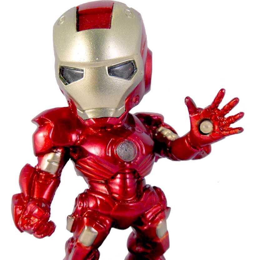 Mini Iron Man ( Homem de Ferro ) com 4 leds