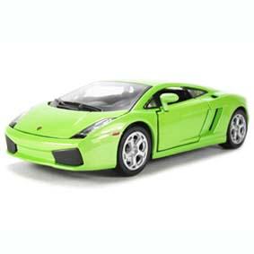 Miniatura 1/24 Bburago Brasil / Lamborghini Gallardo Diecast