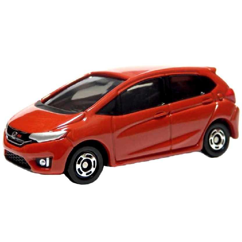 Miniatura 2015 Honda Fit Takara Tomy #66 em metal escala 1/61