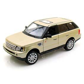 Miniatura Burago Range Rover Sport ( Land Rover ) Bburago escala 1/18