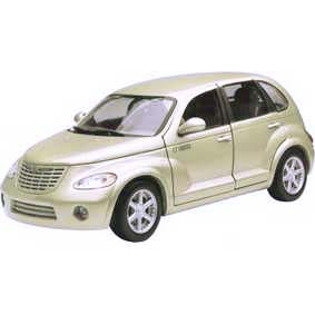 Miniatura Chrysler PT Cruiser (GT Cruiser) marca Motor Max escala 1/18