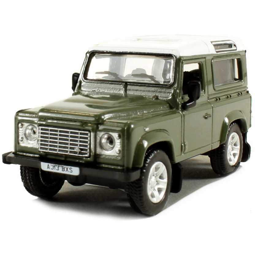Miniatura da Land Rover Defender 90 marca Oxford escala 1/76 76LRDF001