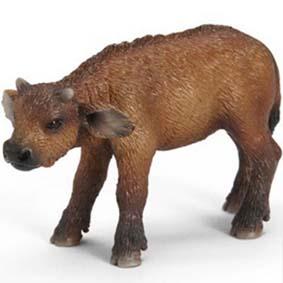 Miniatura da Schleich Brasil :: Bezerro de Bufalo Africano 14641