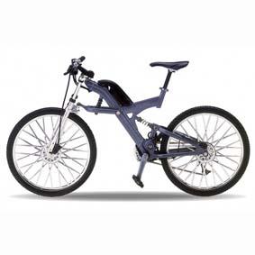Miniatura de Bicicleta BMW Q6.S XTR
