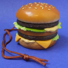 Miniatura de Big Mac Mc Donalds
