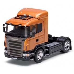 Miniatura de Caminhão Scania R470 escala 1/32