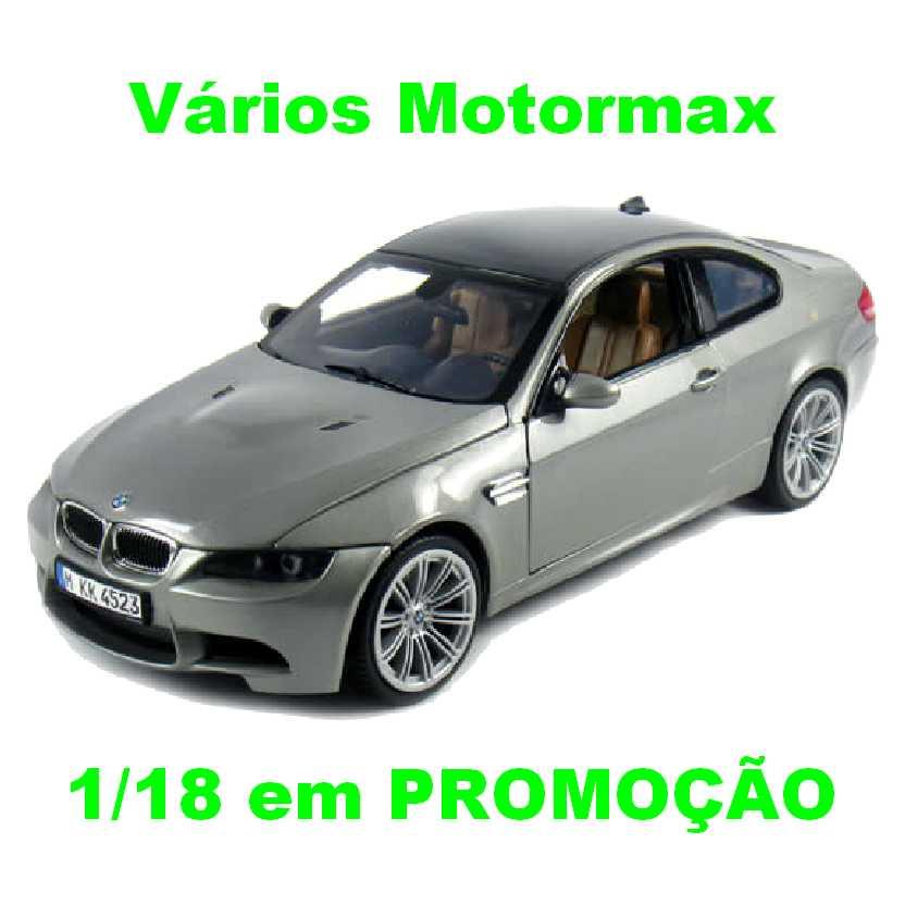 Miniatura de carro da BMW M3 (2009) marca Motormax escala 1/18