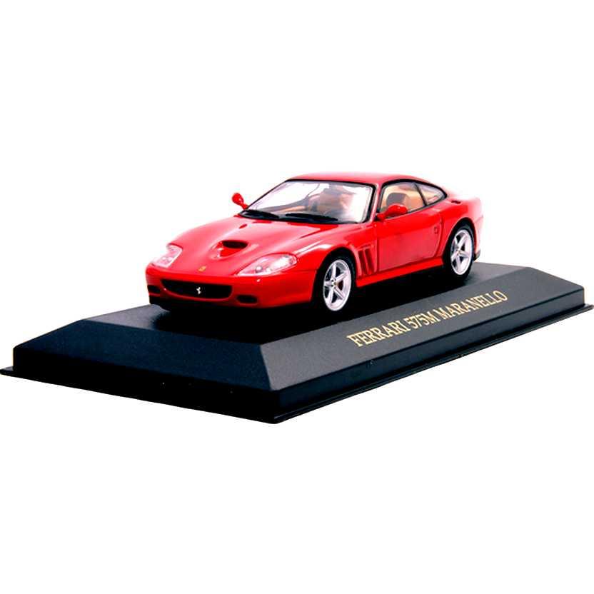 Miniatura de carro marca IXO escala 1/43 - Ferrari 575M Maranello (2002)