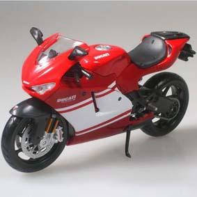 Miniatura de Moto Maisto Ducati Desmosedici RR escala 1/12