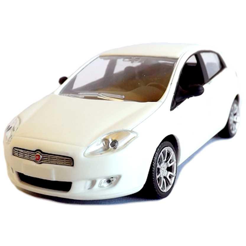 Miniatura do Fiat Bravo cor Branco marca Norev escala 1/43