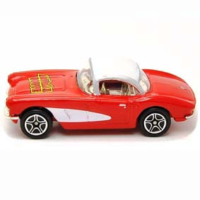 Miniatura do filme Clube dos Cafajestes ( Animal House ) Corvette 1962 1/64