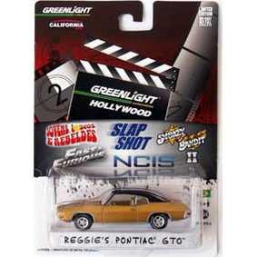 Miniatura do Filme Os Vencedores (Slap Shot) 1970 Pontiac GTO R2 44620