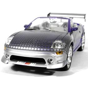Miniatura do Mitsubishi Eclipse Spyder (2001) 2 Fast 2 Furious sem caixa