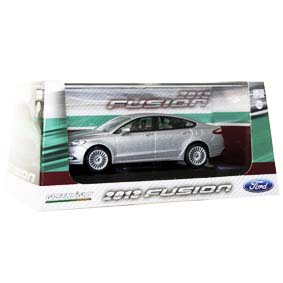 Miniatura do novo Ford Fusion (2013) marca Greenlight escala 1/43