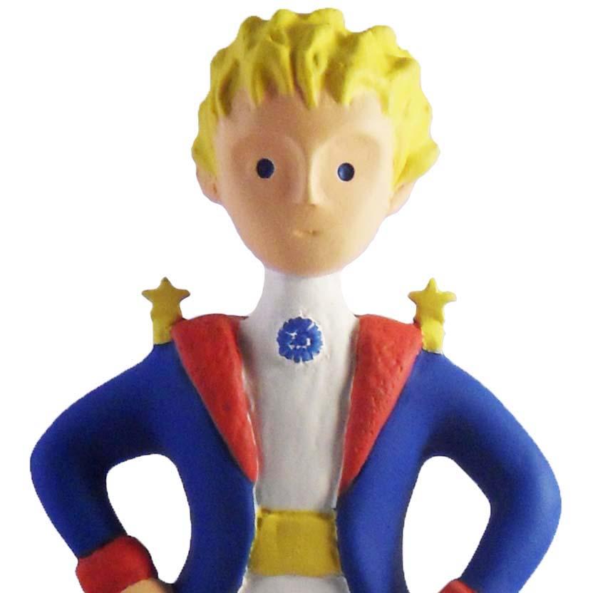 Miniatura do Pequeno Príncipe em resina