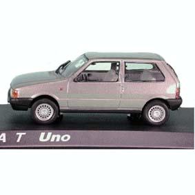 Miniatura Fiat Uno (1983) Raro