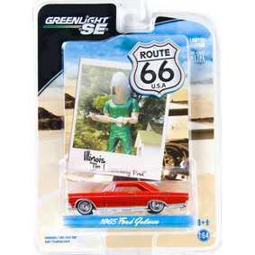 Miniatura Ford Galaxie (1965) Greenlight Diecast 1/64 R1 29700