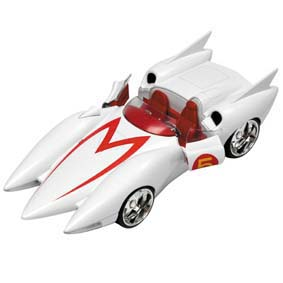 Miniatura Mach 5 ( Speed Racer ) escala 1/18 - Jada Toys Brasil