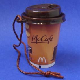 Miniatura Mc Café Mc Donalds