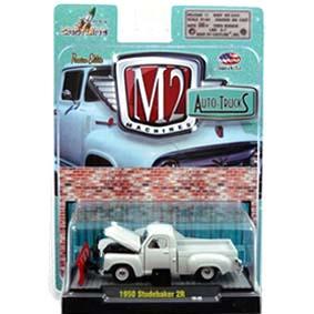 Miniatura Pickup Studebaker 2R (1950) M2 Machines escala 1/64 R15 31500