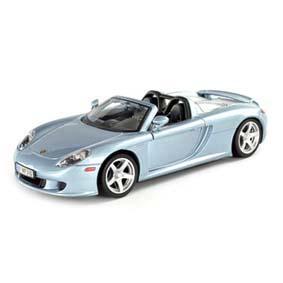 Miniatura Porsche Carrera GT 1/24 - Motormax escala 1/24