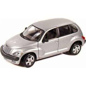 Miniatura PT Cruiser Chrysler marca MotorMax escala 1/24