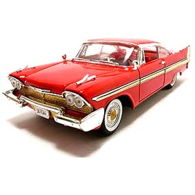 Miniatura similar do filme Christine (O Carro Assassino)  1958 Plymouth Fury