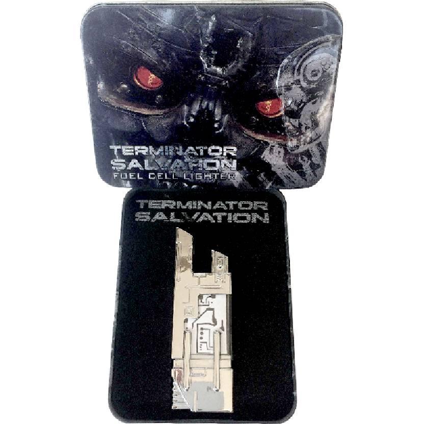 Miniatura Terminator Hydrogen Fuel Cells (O Exterminador do Futuro) Não emite chamas