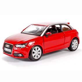 Miniaturas Bburago Audi A1 escala 1/24