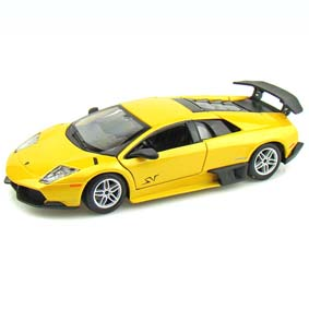 Miniaturas Bburago escala 1/24 / Lamborghini Murcielago LP670-4 SV (2010)
