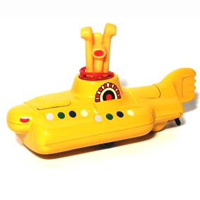 Miniaturas Corgi CC05801 The Beatles Yellow Submarine